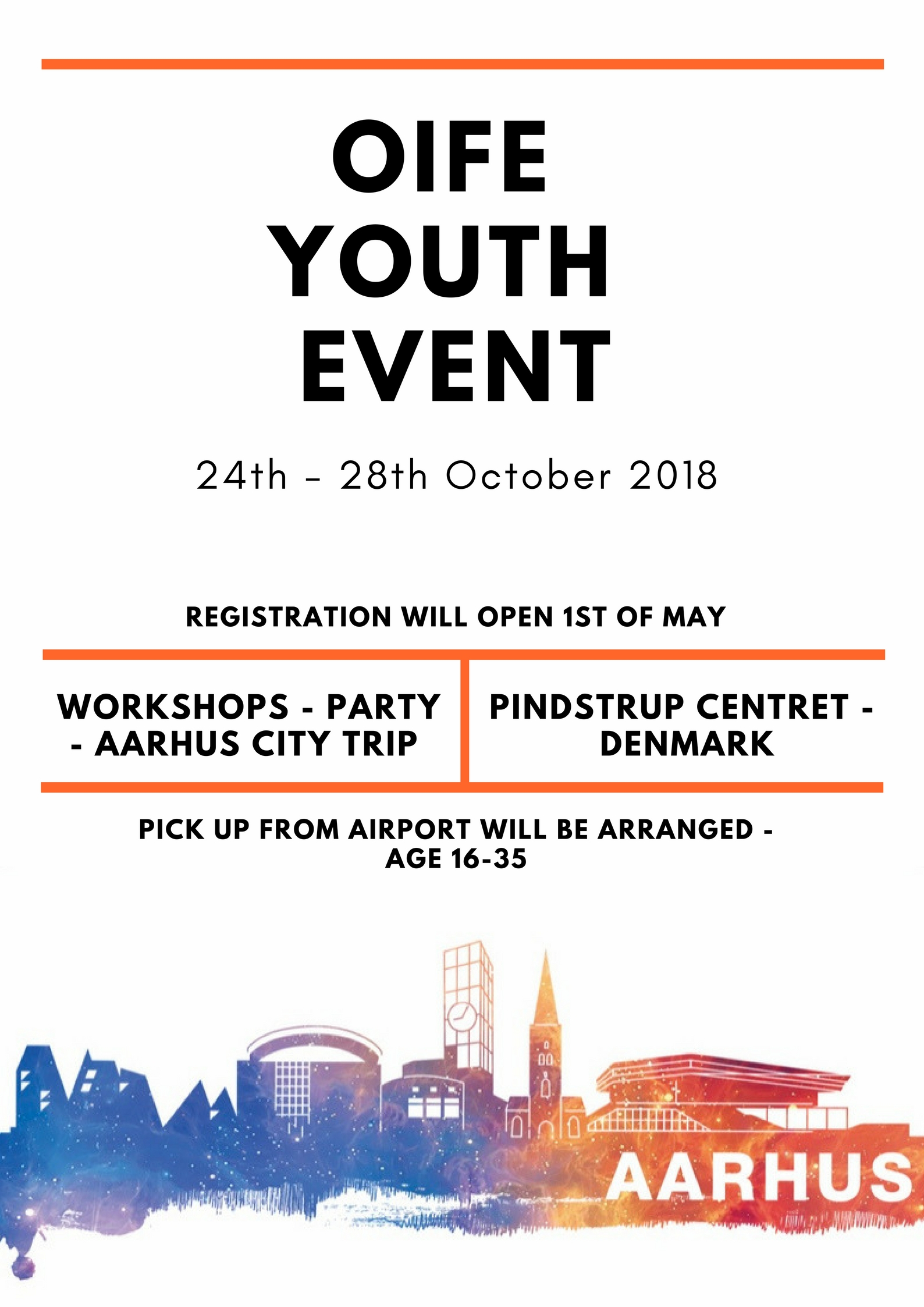 Youth Event 2018